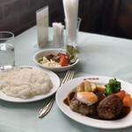 第一洋食店 - 料理写真:ランチ「Dセット」
