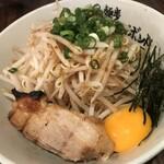 麺歩 バガボンド - 料理写真:まぜそば
