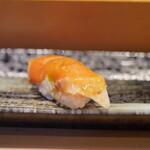 寿司安 - 桜鱒