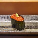 寿司安 - いくら