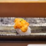 寿司安 - 雲丹