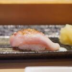 寿司安 - 喉黒