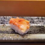 寿司安 - 赤貝