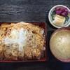Noguchi - 料理写真:2020年2月 上カツ丼 1050円