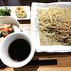 麦そば専門店 麦の上 - 料理写真:麦そばのざる~牛尾と魚介醤油~ 1580円