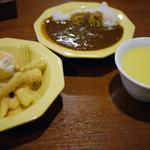 ビッグボーイ - サラダ・スープ~☆