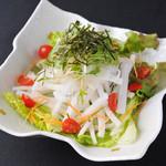 よかにせ - シャキシャキ大根サラダ