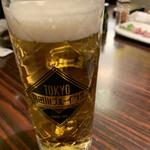 アサヒビール園 羊々亭 - 琥珀の時
