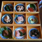 千年鮭 井筒屋 - 料理写真:鮭料理