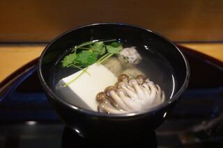 いわし料理 西鶴 - つみれ碗
