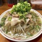 128558822 - くらおチャーシュー麺(醤油)