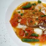 オトワキッチン - 伊達鶏フレッシュトマトソース