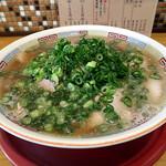 旭屋 - 料理写真:醤油らーめん 2杯目