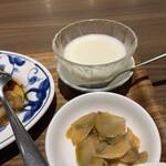 中国名菜 陳麻婆豆腐 - 搾菜も美味しいの!