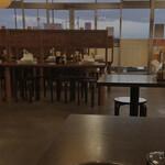 こがね製麺所 - 店内の雰囲気