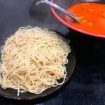 らーめん 麺の月 - 替え玉(細麺)