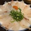 寿浬庵 - 料理写真:天然鯛の昆布シメ