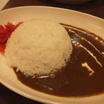 カフェ ノボール - 特製カレー(サラダ付)