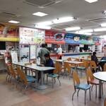 前沢サービスエリア(下り線)スナックコーナー -