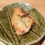 カッシーワ - 野菜のかき揚げ