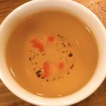 韓味一 朴邸 - ドリンク写真:〆のお茶