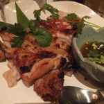 JIM THOMPSON'S Table Thailand - タイ風若鶏のグリル タマリンドソース