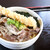 セルフうどん 屋島 - 料理写真:スタミナうどん(肉うどん+えび天)