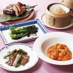 中国料理 桃李 - グランド「芍薬」コース お1人様|¥8,500(税サ込)