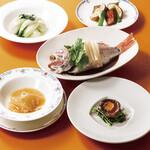 中国料理 桃李 - グランド「牡丹」コース お1人様|¥13,500(税サ込)