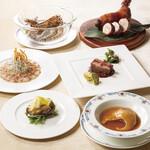 中国料理 桃李 - グランド「百合」コース お1人様|¥20,000(税サ込)