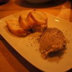 fūro - 豚肉のリエット 500円
