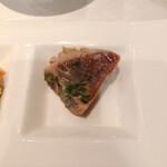 割烹 大田川 - 鰹のたたき