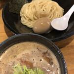 つけ麺 雀 - つけ麺+味玉