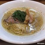 ラーメン リュウグウジョウ - 料理写真:朝らぁめん(塩味)