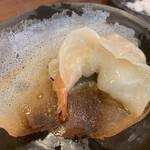 博多餃子舎 603 - 海老がまるごと一匹