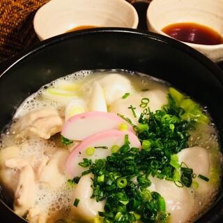 ◆「炊き餃子」焼き鳥、馬刺し!◆