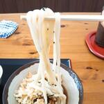 手打うどん えびす - 料理写真:麺