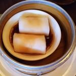 中国料理 柳城 - ◆海老クレープ巻き◆♪