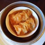中国料理 柳城 - ◆湯葉巻き◆♪