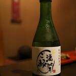 小田原おでん本店 - オリジナルラベルの日本酒