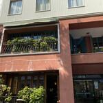 カノーバ・カノーバ・ディ・メイプルシティ - お店は2階。歩いて5分くらいのところのRCC文化センターの駐車場に車を止めると1時間無料券が貰えます。