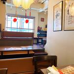 西門食房・小籠包・粥 - 素敵な店内