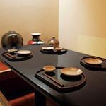 銀座 さら双樹 - ご接待・会食に最適な個室もございます。