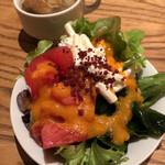 ガブリシェア - サラダとスープ