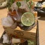 魚・炭・酒 おはし二日町 -