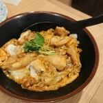 焼鳥のヒナタ - ミニ親子丼