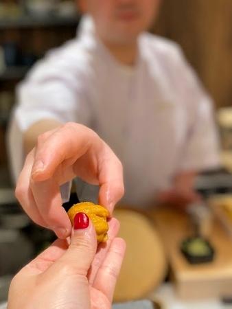 五反田鮨 SUSHI TOKYO 81の料理の写真