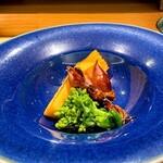 五反田鮨 SUSHI TOKYO 81 - ホタルイカと筍、菜の花