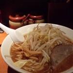 つけ麺 松ふじ - 醤油ラーメン