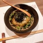 酒彩 粋 - お茶漬け(鮭) 650円